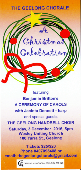 jl | The Geelong Chorale | Page 3