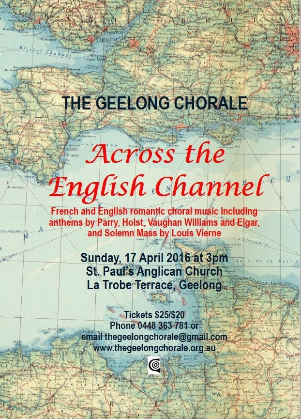 Across the English Channel